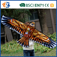 Factory Direct Sale High Quality Fabrics Steel Eagle Kites