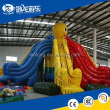 inflatable inflatable jumping slide combo, inflatable bounce house with slide