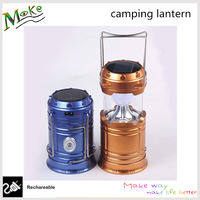 christma gift battery led lantern with mobile phone charger portable solar camping light rechargeable lantern solar with USB
