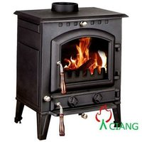 2011 year mini cast iron wood burning stove