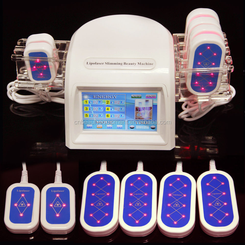 Biggest diode laser power low level laser therapy equipment for body slimming BL-68