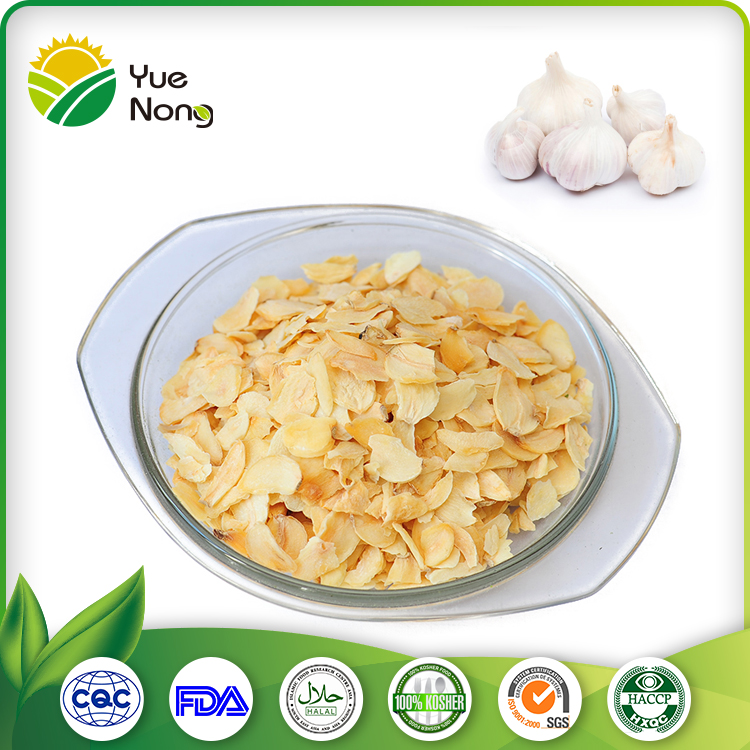 Dehydrated Sliced Garlic / 100% natural dried dehydrated vegetables