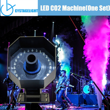 Special Effects CO2 Machine DMX Control Stage Mini LED CO2 JET