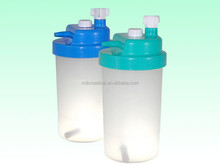 Bubble Humidifier Bottle with 6 psi alarm/Oxygen Concentrator Humidifier MD5005