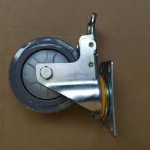 TPR rubber caster wheel for sale
