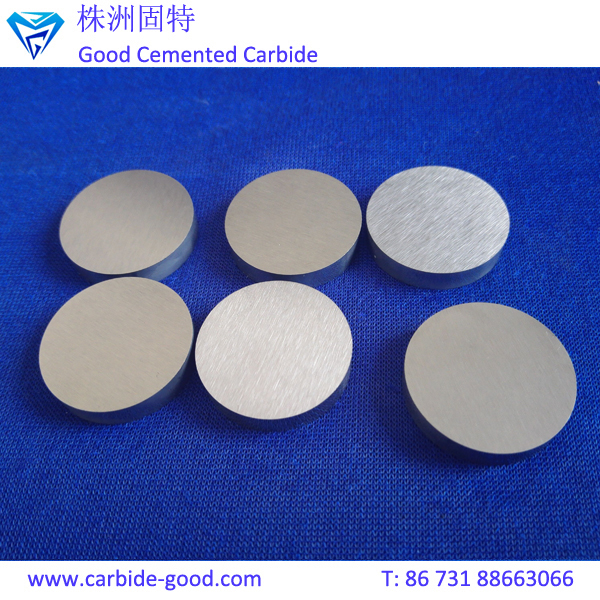 Tungsten Carbide Grinding Disc Round Plates With Differ Size