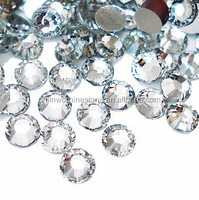 Wholesale Hotfix Loose Crystal Rhinestone MC Quality for Clothes Decoration