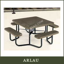 Square Outdoor Tables,Bistro Set,Commerical Table