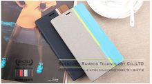 Hybrid Flip Contrast Color PU Leather Wallet Cover Case for Samsung Galaxy Note 3 Neo N7505