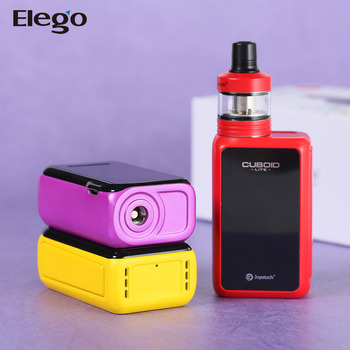 Joyetech CUBOID Lite with Exceed D22 Kit of 2ml with 3.5ml replacement glass tube