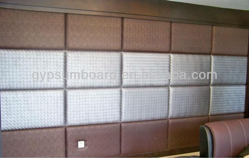 De fibra de vidrio ac stico paneles para la decoraci n de for Paneles de fibra de vidrio