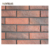 Artificial red Brick veneer fireplace mantle 071015