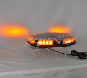 led mini warning lightbar