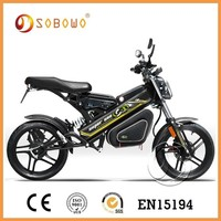 hot sell brushless motor folable electric folding motorcycle