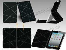TPU black cover for mini apple ipad