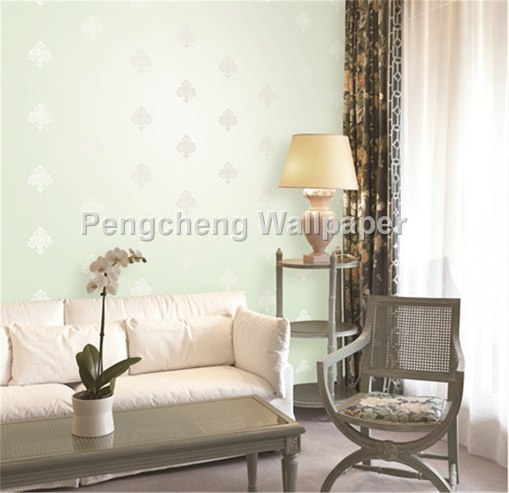 High quality living room wallpaper in bright color with for Bright wallpaper for living room