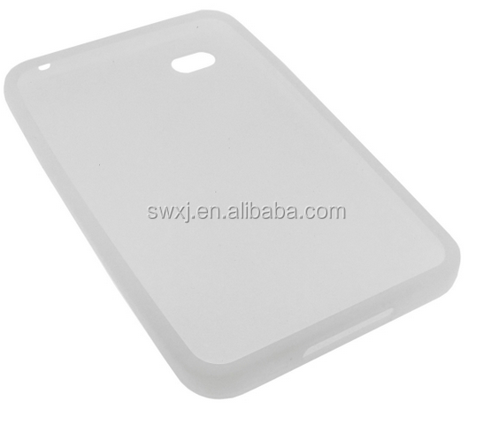 Rubber Silicone Gel Cover Case