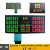 Thin-film membrane keyboard Switch ,quick delivery
