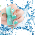 2015 eco-friend peelable water besed nail polish with 60colors