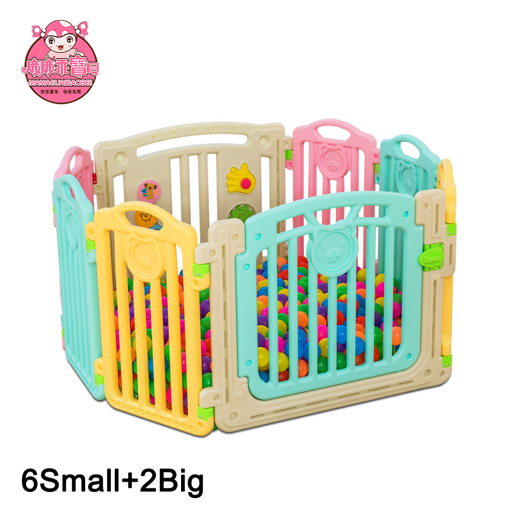 EN 71 European standard Baby Products Baby Playyard / Morden Safety Playpen / Baby Carriage
