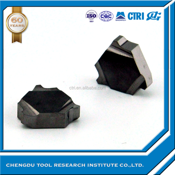 Cermet bearing insert with OD touching and bore cutting
