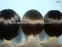 bob hair extention lace wig
