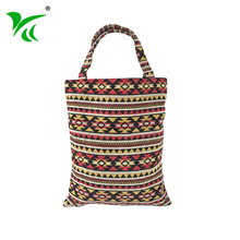Fashion Jacquard promotional recyclable shopping bag printing machine