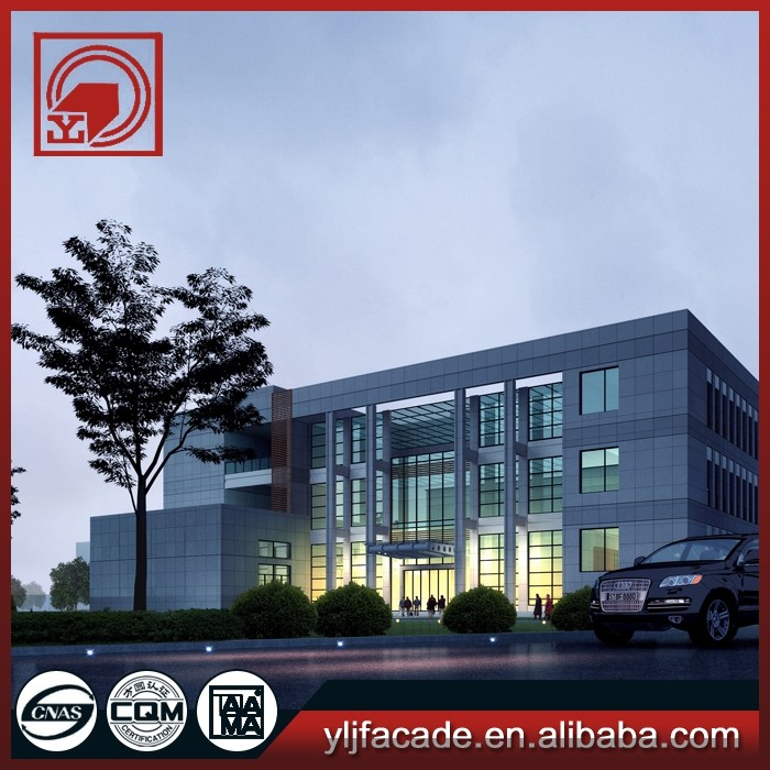 Innovative Design and Engineering Exterior Exterior Curtain Wall