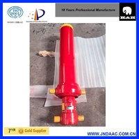 Forklift truck parts dump truck lift hydraulic cylinder
