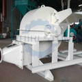 Low Noise mini straw Wood sawdust and wood chiper crushing machine For Sale