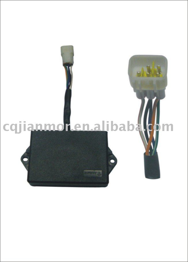 JS400 CDI unit of motorcycle spare parts