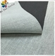High quality Digital Print 100% Linen Fabric White Resistant Waterproof