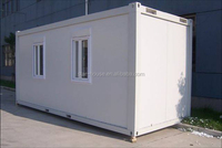 Prefab container cabins for hotel/office/apartment/toilet/villa/warehouse (certified by CE,B.V.,CSA &AS)