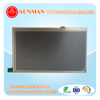 7 inch ips tft lcd display touch panel optional for digitizer tablet pc and lcd monitor