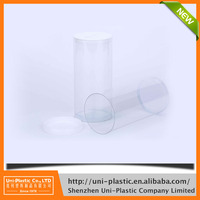 PVC Material recyclable inner diameter 70mm mailing tubes