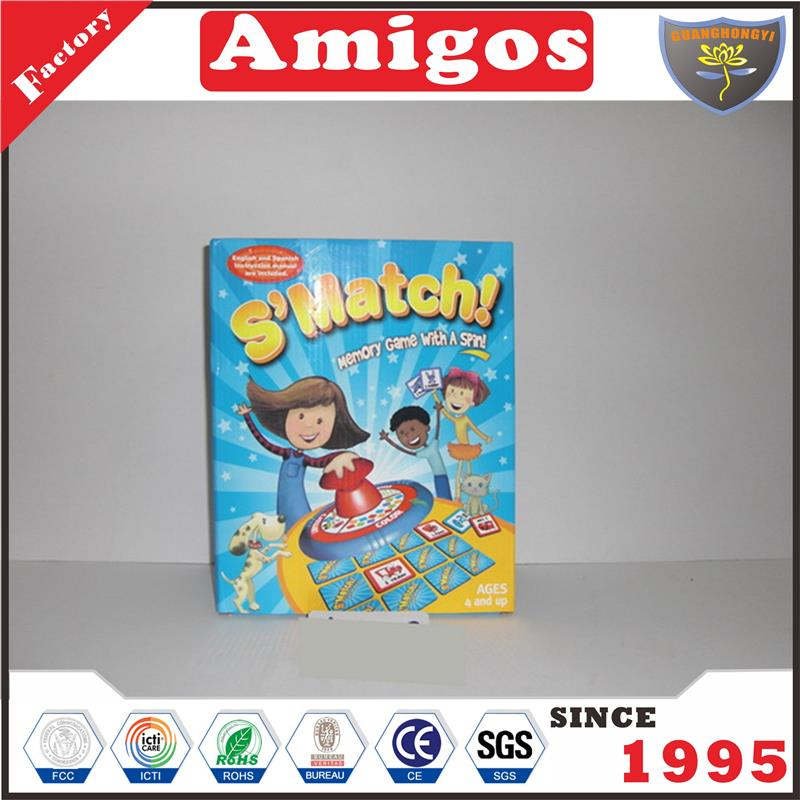 newest educational toy Intelligent toys[s'match,english language/Spanish] educational toy for child