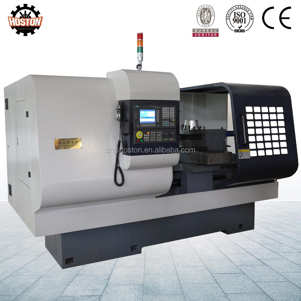 Top Quality China Hoston HST-SP Series Metal CNC Spinning Machine