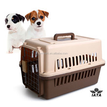 durable cheap wholesale pet crate kennel airline plastic dog cage pet carrier