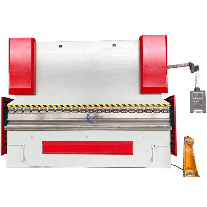 Best Hydraulic Plate Bending Machine , CNC Hydraulic Press Brake Machine With CE Certificate for sale
