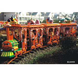 High safety kids amusement park rides electric baby train for outdoor games manufacturers