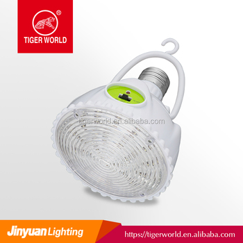 Rechargeable Emergency Light Bulbs