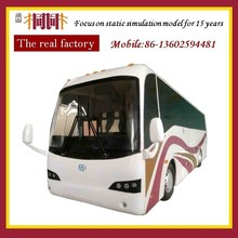 Bus resin high speed scale 1:5 model car