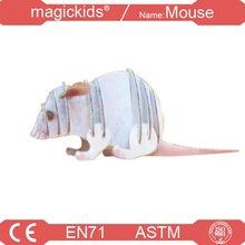 mice 3D inflatable paper toys for sale