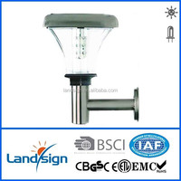 Cixi landsign solar sound sensor light