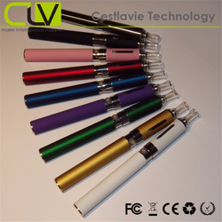 changeable bottom coil clearomizer eVod 650 900 1100 battery ego t electronic hookah pen
