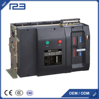 3 phase dual power automatic transfer switch(ATS) for genset,Auto changeover switch 1600Amps