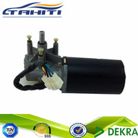 China Wholesales Manufacturer 30W 60W 80W 120W 150W 24V DC Electric Windshield Wiper Motor for Truck