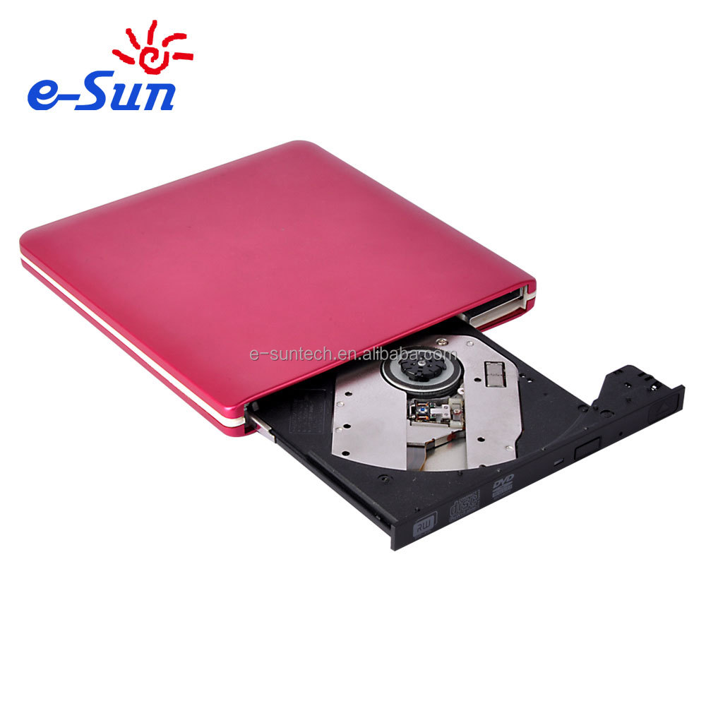 Manufacture External USB Bluetooth DVD Drive CD RW Burner ROM Writer