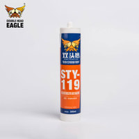 High Temperature Fire Resistant Construction Neutral Silicone Sealant