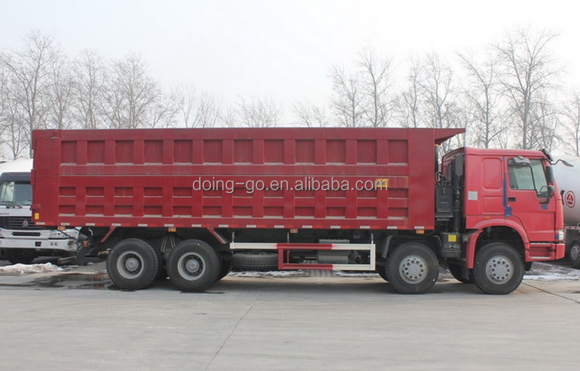 Good Price man dump truck in angola